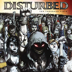 Disturbed Cover