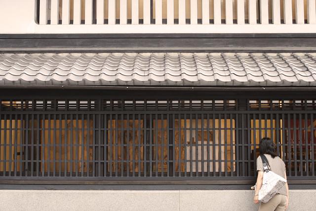 鉾町の美術館