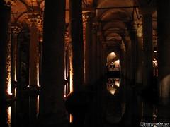 Estambul cisternas basilica Yerebatan