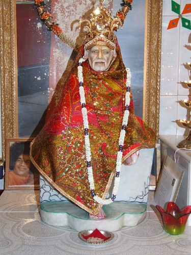 Swami's Leela in UK - Sai Baba of india- world