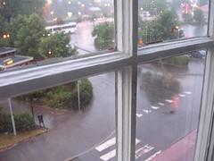 Regn liten