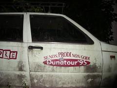 Cuore: Dunatour '95, relitto/2