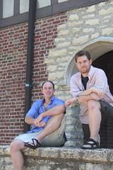 Ryan and Brad