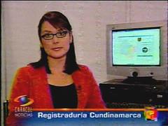 Silvia Corzo, con gafas