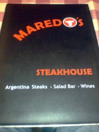 Maredo's Steakhouse