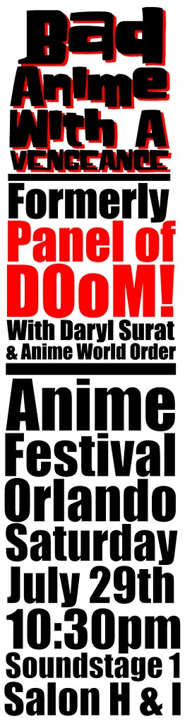 Anime Festival Orlando 7 remixed