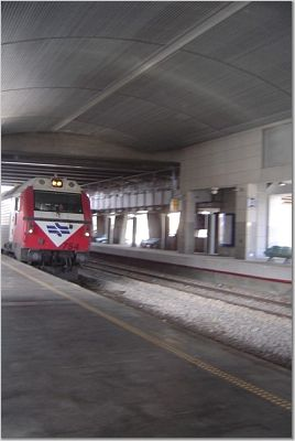 Tel Aviv train