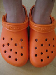 My new crocs clogs!