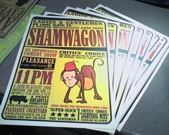 ShamWagon Poster