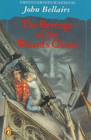 bellairs revenge wizards ghost