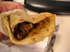 kati roll indian food wraps burrito