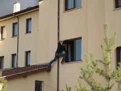 burglar alarm!