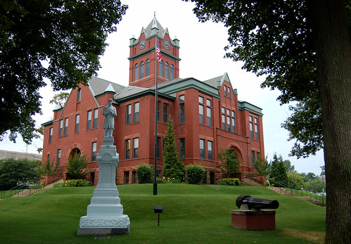 Grand Traverse County Courthouse, Traverse City, MI