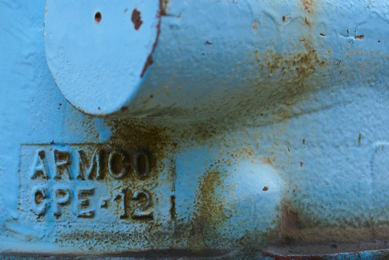 Armco's big closeup