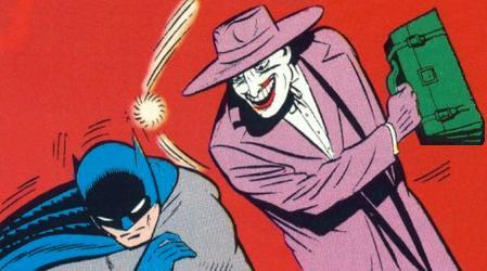 Joker Purse!