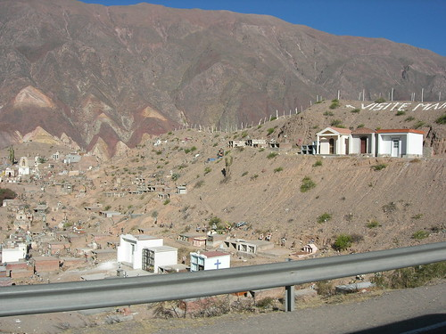 Adult Guide in Humahuaca