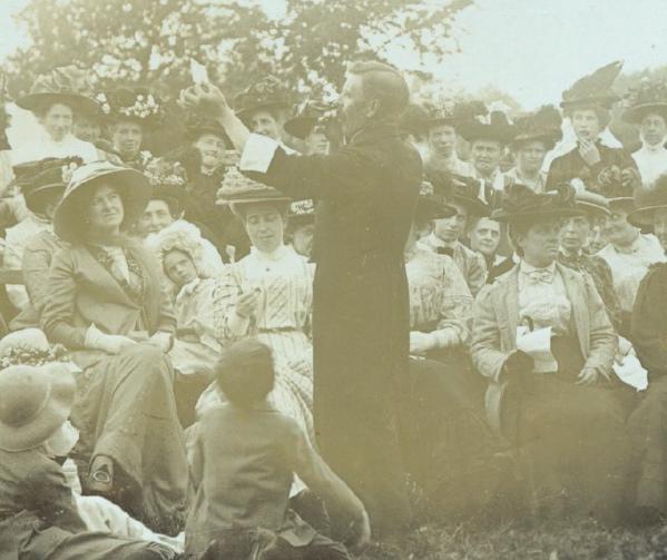 1910 Magician