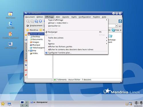 Mandriva Linux Ekran Görüntüleri - 2