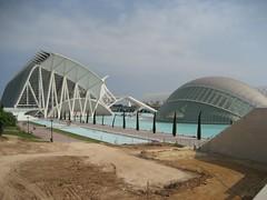 Ciudad de las Artes y las Ciencias (Valencia)