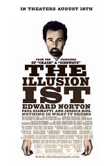 Nuevo póster y clip de 'The Illusionist'