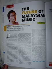 KhaiLee featured in Surf! magazine