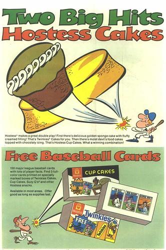 Hostess Baseball