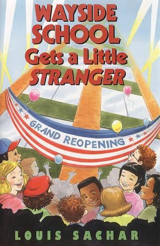 wayside school gets stranger