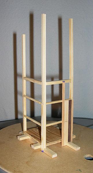 Marttis torn - som modell