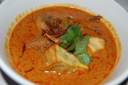 Lamb + Kumara curry