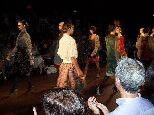 Sabyasachi Spring 07 Fashion Week