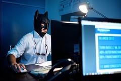 "167/365 - ""I'm Batman"" nr.17 - EXPLORED - Jul 29, 2013 #129 photo by Luca Rossini"