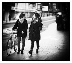 Girls' Talk photo by Fouquier ॐ