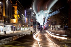 Edinburgh Lights photo by David Hannah