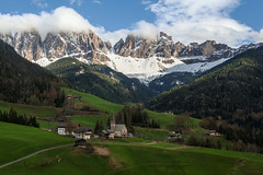 The Dolomites (Santa Maddalena, Italy) photo by james_clear