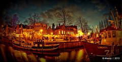 Winterwelvaart,Groningen stad,the Netherlands,Europe photo by Aheroy(2Busy)