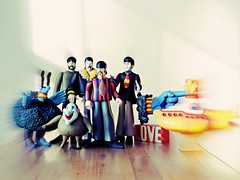 The Fab Four and Four Friends photo by Pfish44