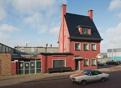 Scheveningen Harbour photo by Bart van Damme