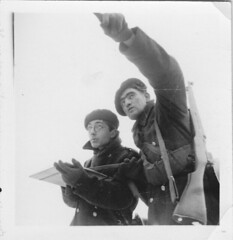 Angleterre- 1941 - Delville Camp Jacquet Reinflet - Fonds Jean-Mathieu Boris