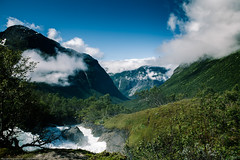 Norwegian mountains and valleys     ( Explored) photo by TimerTom