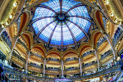 Galeries Lafayette Haussmann photo by Laurent photography