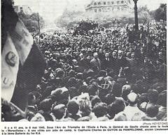 RA- 1945 - La Victoire- 8 mai 45 Paris