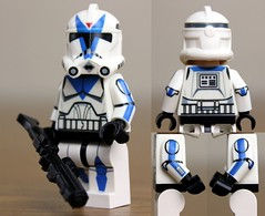Custom LEGO Clone Trooper Dogma (Clone Wars Phase 2) photo by JPO97Studios