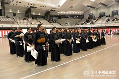 The 17th All Japan Women's Corporations and Companies KENDO Tournament & All Japan Senior KENDO Tournament_033