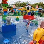 Emma trys out new Duplo water park<br/>18 May 2013