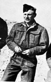 RFM- Libye- 1941 Roger Barberot est encore avec la Légion