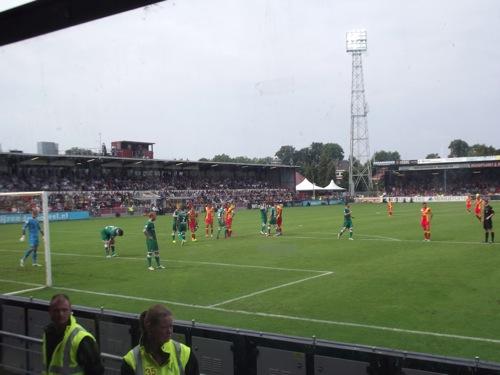 9589727857 66468097ec Go Ahead Eagles   FC Groningen 3 3, 25 augustus 2013