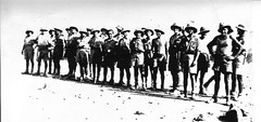 1941- Erythrée : groupe d'artilleurs- Fonds Roger Nordmann