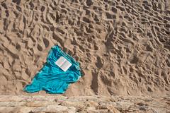 Stephen King on the beach photo by Thomas Leth-Olsen