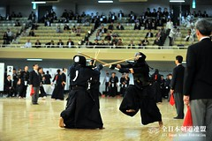 60th All Japan Police KENDO Tournament_013