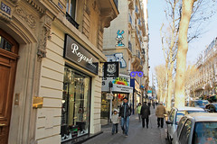 Paris 20ème - Paris (France) photo by Meteorry